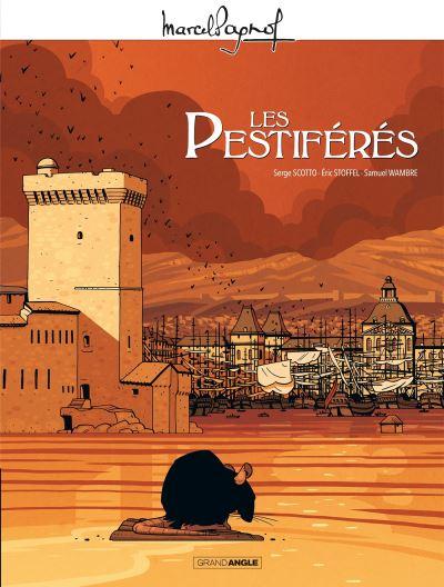 Livre BD Les Pestiférés L'Agenda Mensuel - Mai 2020