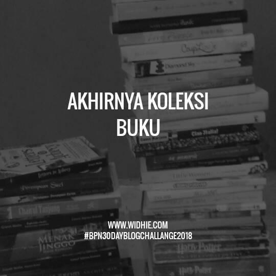 Akhirnya Koleksi Buku