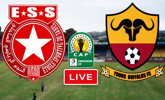 Match Etoile De Sahel VS Young Buffaloes Live Stream