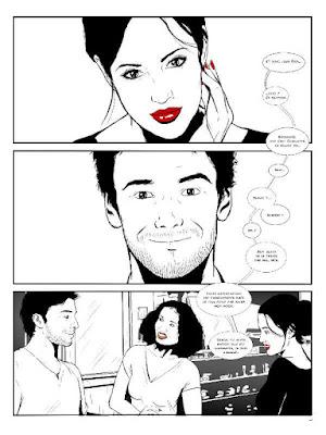 Amabilia tome 2 - Iris et Simon se retrouvent