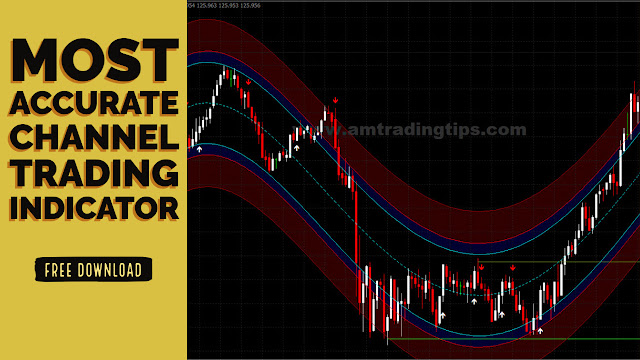 Most Accurate Channel Trading Indicator | IQ Option - Binary Options Trading Indicator | Free Download
