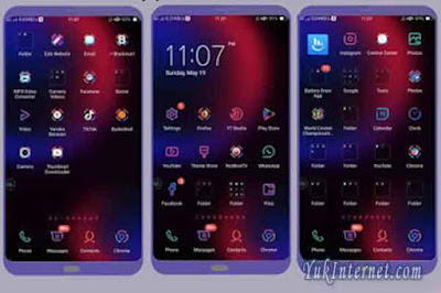 download tema oppo realme the avengers infinity war
