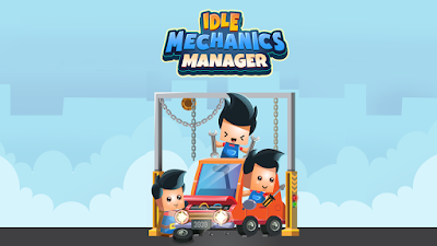 Idle Mechanics Manager (MOD, Unlimited Coin) APK For Android