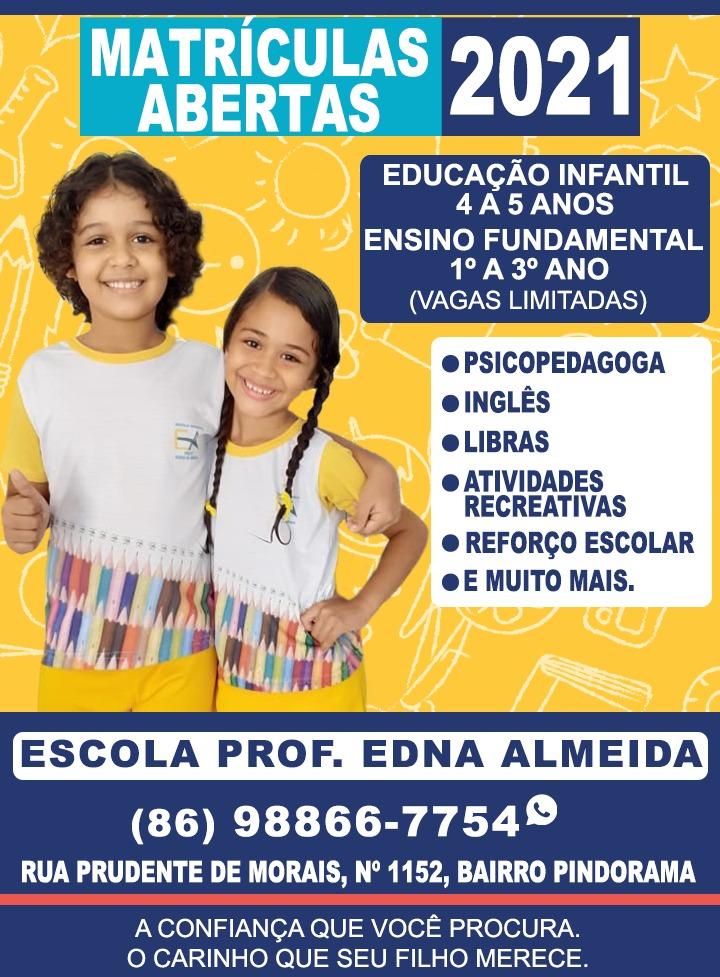 ESCOLA PROF. EDNA ALMEIDA