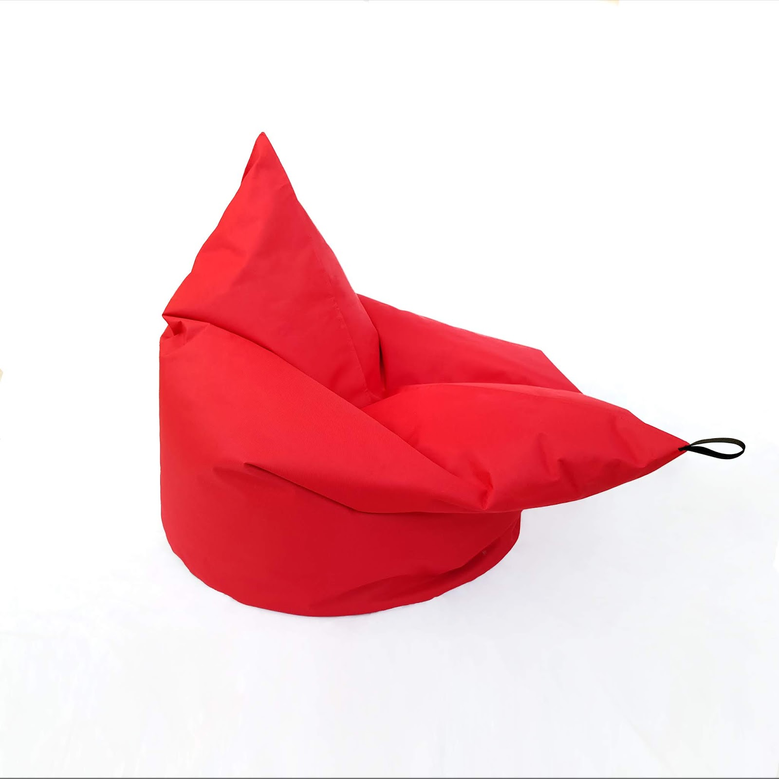 Czerwona pufa