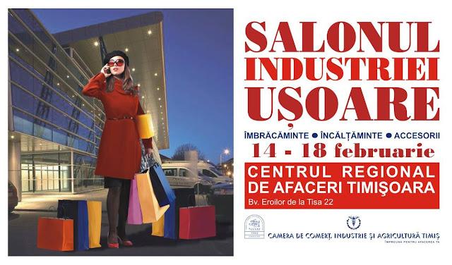 Salonul Industriei Usoare. Editia cu numarul 35 va avea loc in perioada 14-18 februarie