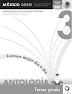 Antología de lecturas - Leemos mejor día a día. 3° grado