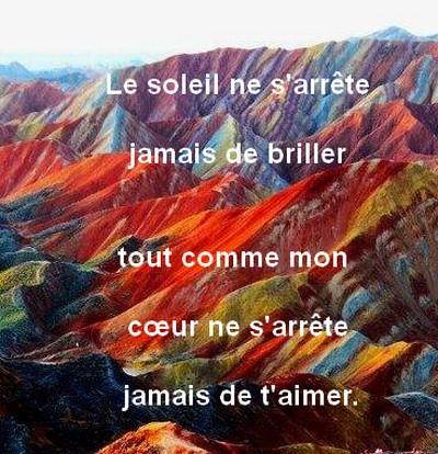 Phrase Damour Romantique Joyeux Poemes