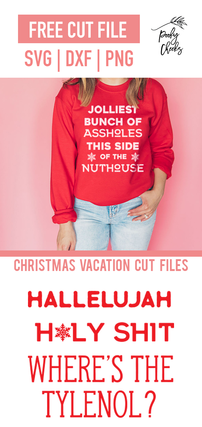 Where To Find Free National Lampoon Christmas Vacation Inspired Svgs