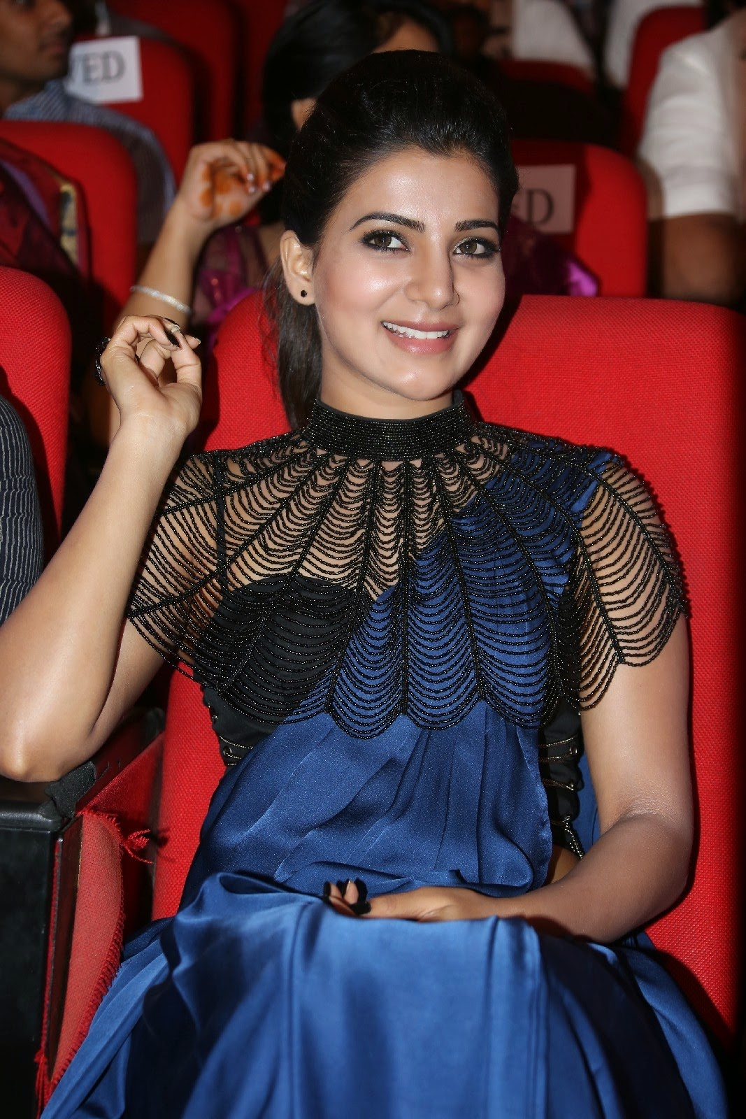 High Quality Bollywood Celebrity Pictures Samantha Ruth -9995