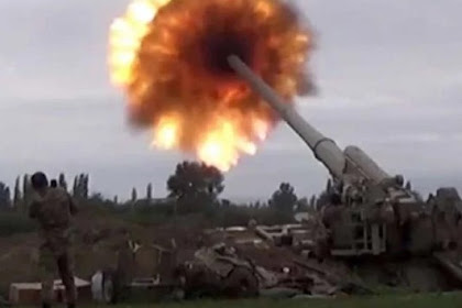 Perang Kembali Pecah Hari Ini, Ratusan Tentara Azerbaijan Mati