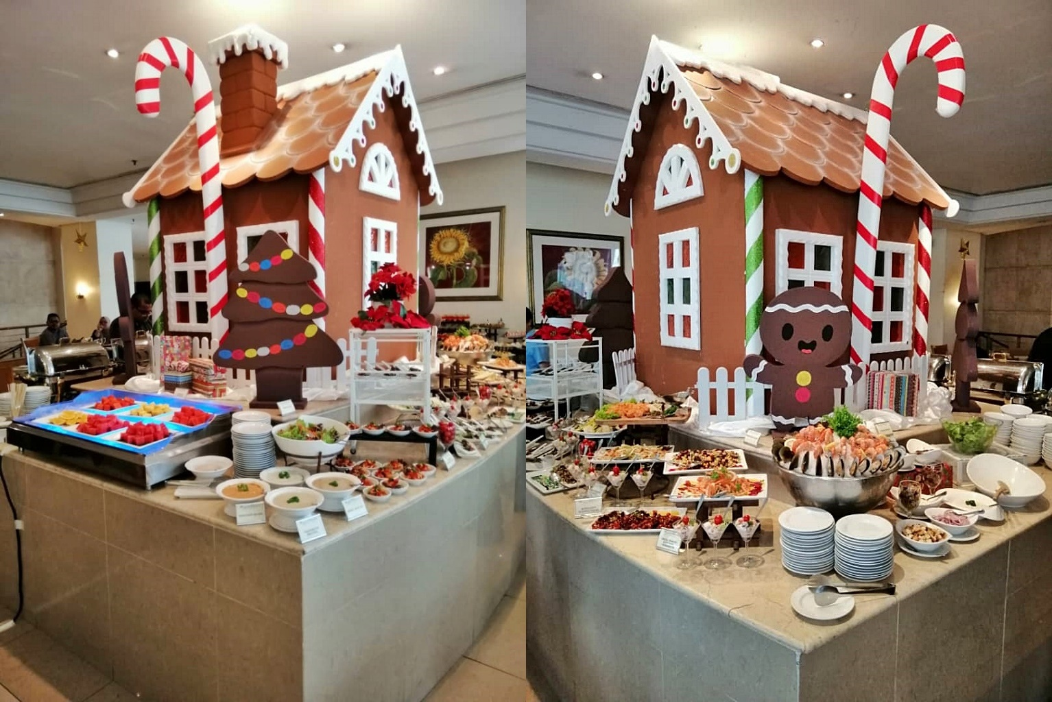 Cuisine Royale How To Heal The Christmas Buffet Royale Chulan Bukit Bintang Weekend