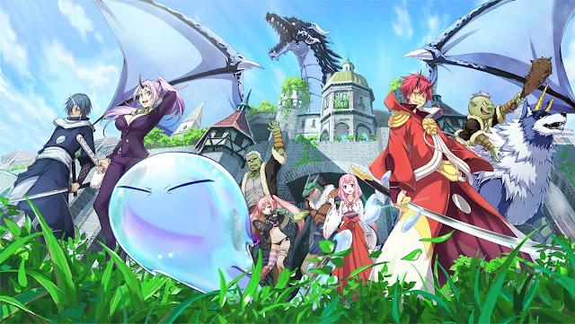 Tanggal Rilis Anime Tensei Shitara Slime Datta Ken Season 2 Episode 21