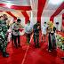 Usai Meninjau Lokasi Bencana Gempa Bumi di Tirtoyudo, Forkopimda Jatim Gelar Doa Bersama di Kodim 0818 Malang-Batu