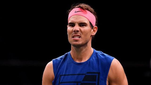 Jalani Operasi, Nadal Absen di ATP Finals