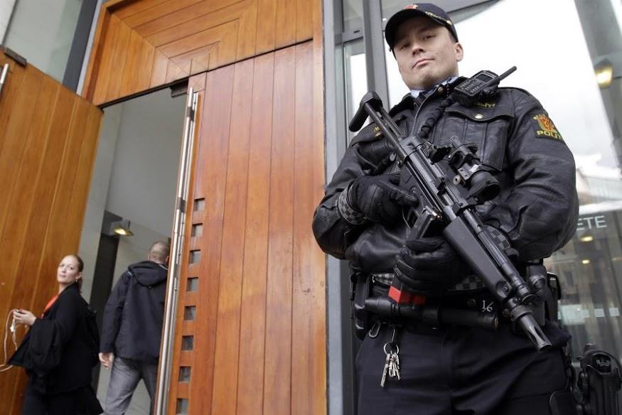 Νορβηγία: Βασικές απειλές ασφάλειας οι τζιχαντιστές και οι ακροδεξιές οργανώσεις