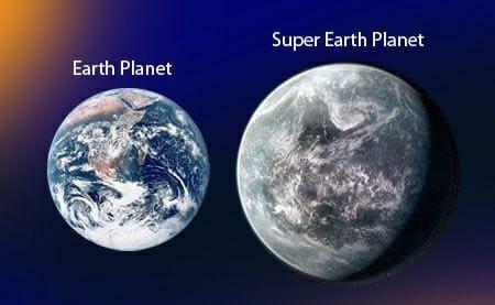 الأرض العظمى!