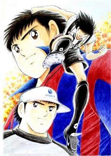 Captain Tsubasa tendrá nuevo manga el 2 de abril.