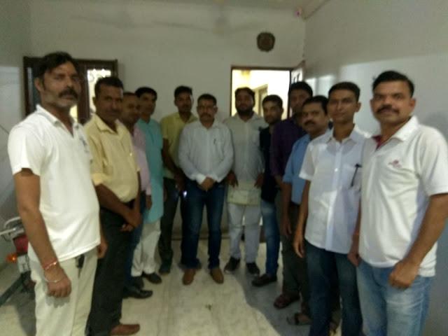 भूमिहार ब्राह्मण एकता मंच की टीम