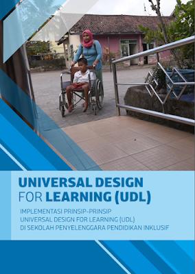 E-Book Universal Design for Learning (UDL) Pendidikan inklusif Guru Belajar dan Berbagi