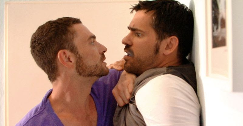 Men to kiss, 3