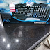 KEYBOARD E-BLUE COBRA COMBATAN EX GAMING