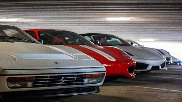 Tempat Nongkrong Favorit Pemilik Mobil Mewah di Italia