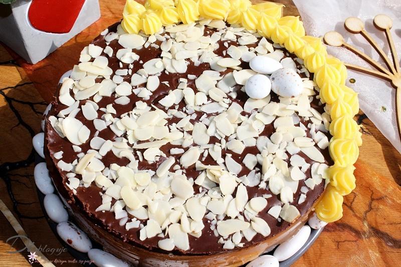 Ekspresowa delicja, czyli proste ciasto z galaretki