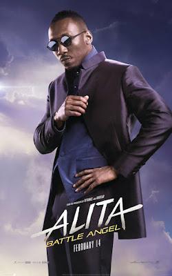 Alita Battle Angel Rosa Salazar Movie Poster 10