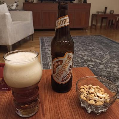 Türk Tuborg Amber Bira Değerlendirmesi - Koyu Renkli ve Kavrulmuş Türk Birası