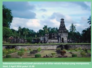 Kompleks Candi Penataran www.simplenews.me