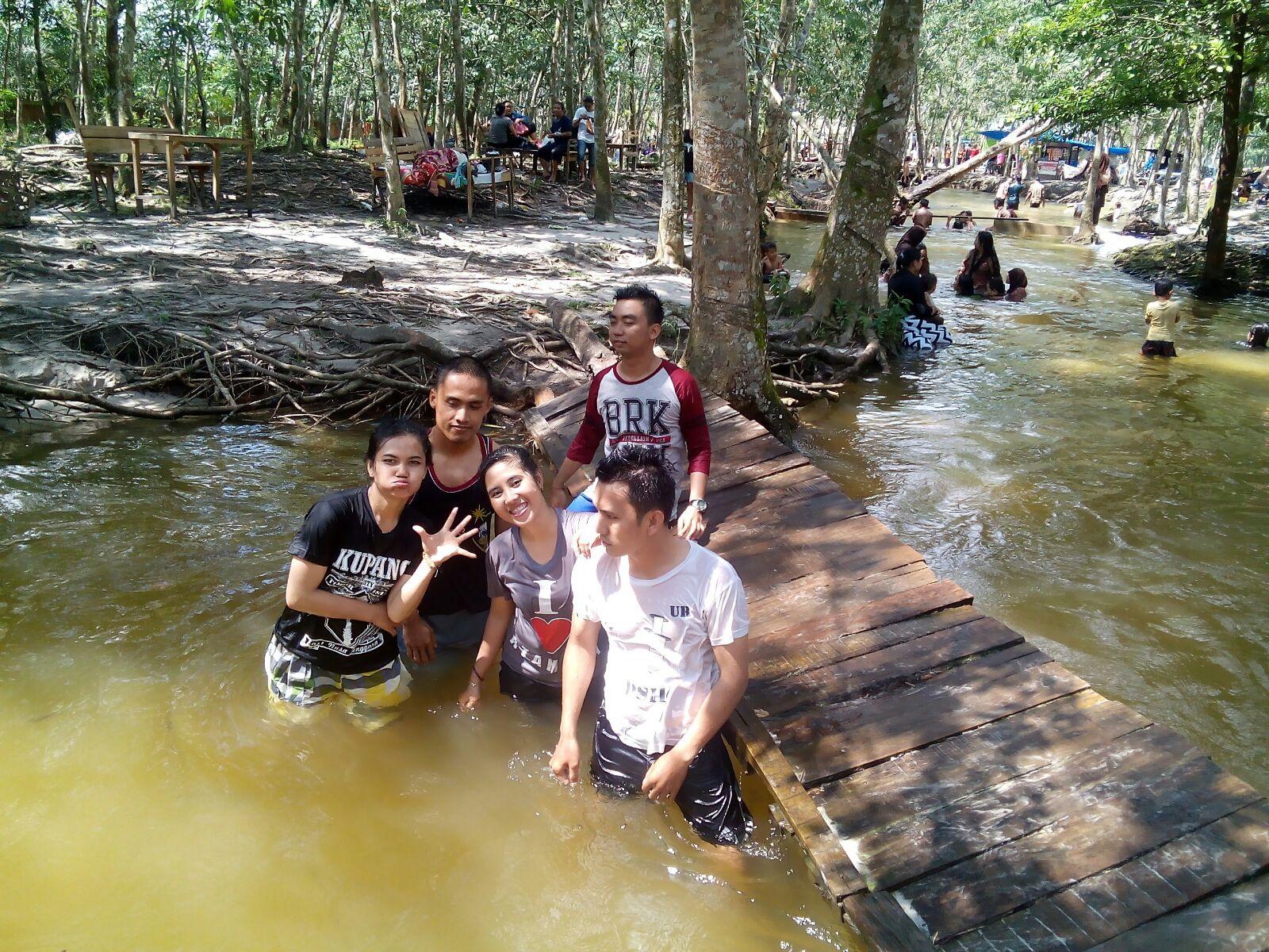 sungai hijau