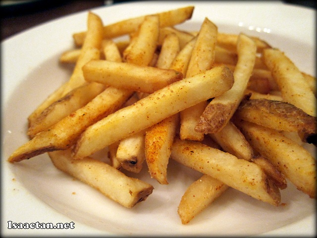 Fries at Frontera Sol Of Mexico Jaya One