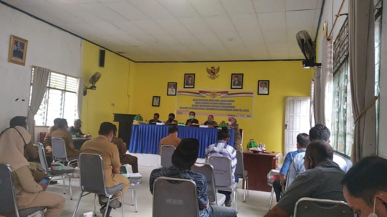 Reses Pertama DPRD Kabupaten Luwu Utara, Paulus Palino ST: Tidak Ada Desa Yang Di Anak-tirikan