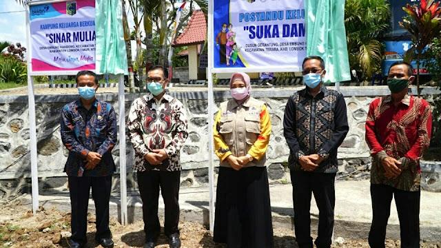 Posyandu Kelurga dukung Kampung Keluarga Berkualitas