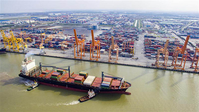 Loạt lợi thế từ bất động sản giúp Phú Mỹ trở thành thành phố cảng trong tương lai