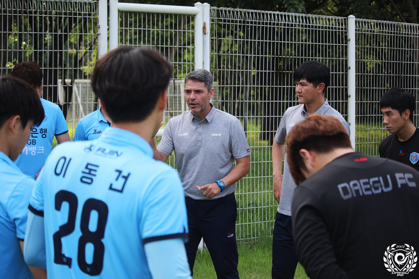 Interview: Daegu FC Reserve Team Manager Luis Manuel Hernandez
