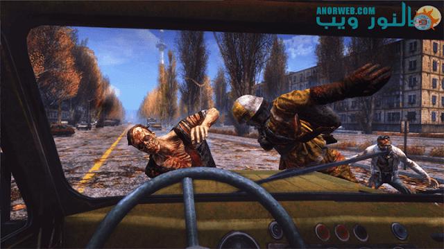 تحميل لعبة Radiation City اخر اصدار مهكرة للاندرويد