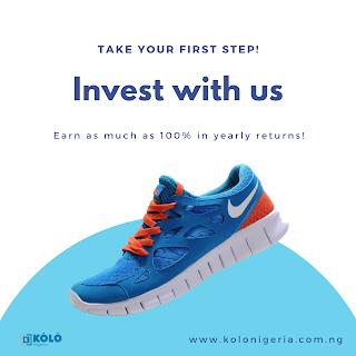 Invest with KoloNigeria