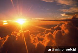 Arti Mimpi Melihat Matahari