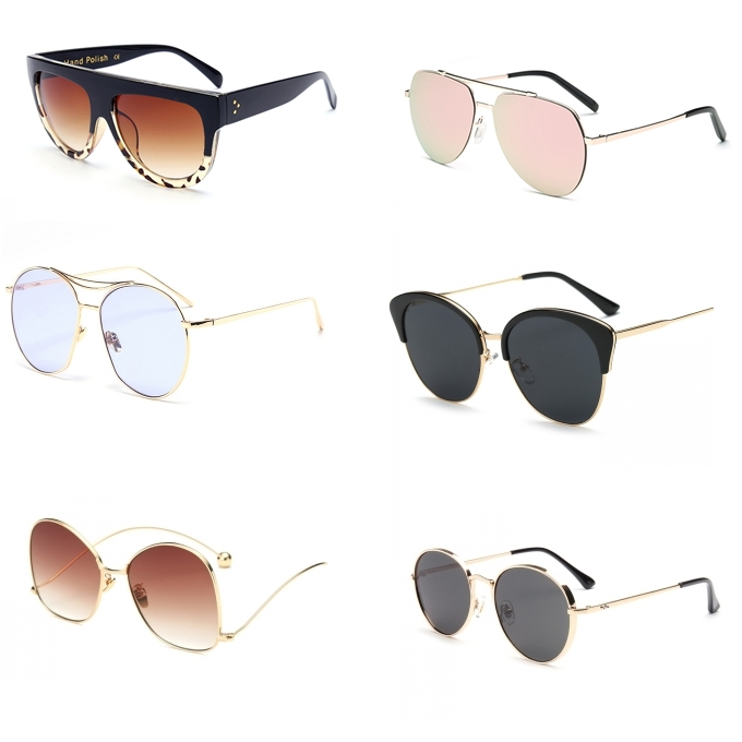 óculos de sol zaful