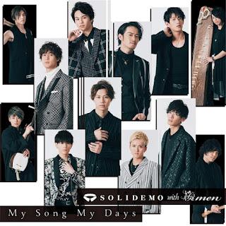 Download [Single] SOLIDEMO with Sakuramen – My Song My Days [MP3/320K/ZIP] | 6th Ending Black Clover