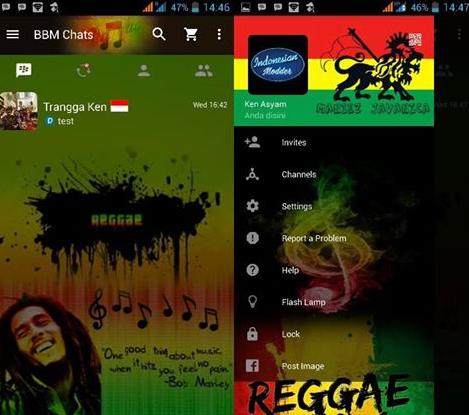 MOD BBM Reggae v2.12.0.9 Clone