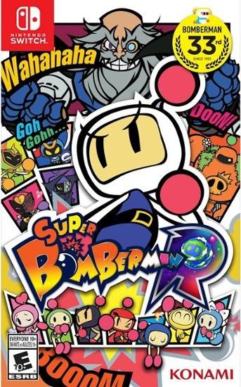 SUPER BOMBERMAN R nsp | switch games mods tools