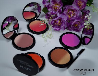 ombre blush