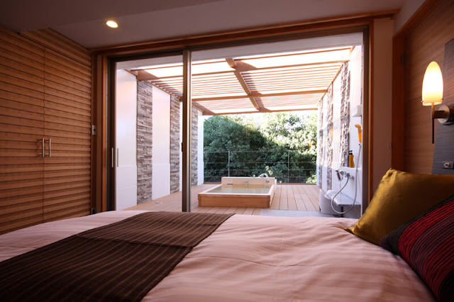 萬象閣·敷島 Banshokaku Shikishima  房內私人風呂