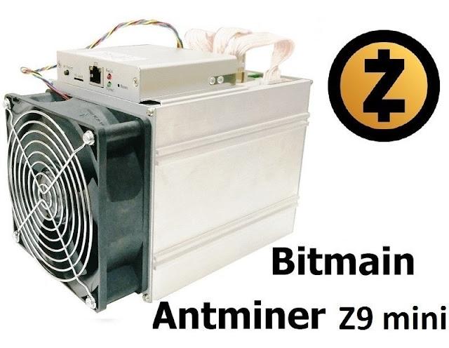 Antminer Z9 Mini - Características y Rentabilidad