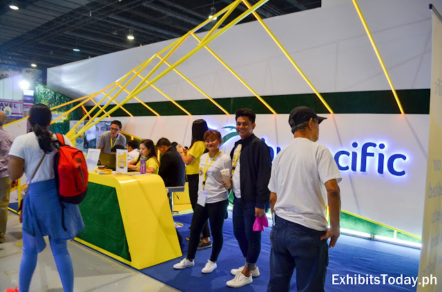 Cebu Pacific Exhibit Stand