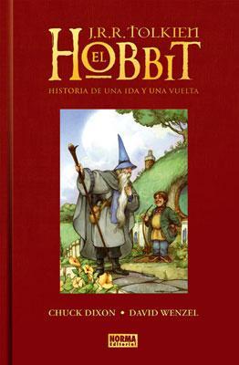 Un libro al día: J.R.R. Tolkien: El hobbit