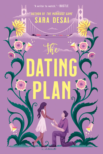 New Release: The Dating Plan by Sara Desai